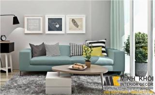Ghế Sofa Đôi 2 Người Ngồi SF284 | Nội Thất Minh Khôi