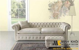 Ghế Sofa Đôi 2 Người Ngồi SF287 | Nội Thất Minh Khôi