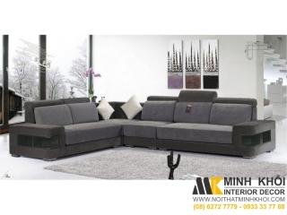 Sofa Nỉ SF1274   Nội Thất Minh Khôi