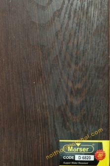 Sàn Gỗ Công Nghiệp Morser D6820 12mm
