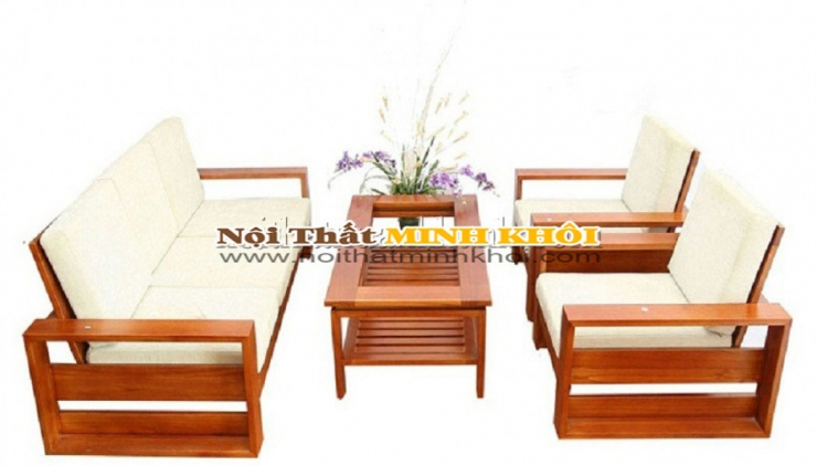 B B224n Gh Salon G Sofa G Ph242ng Kh225ch p Gi225 R Ti  : sofa go sfgo021 from noithatminhkhoi.com size 740 x 422 jpeg 164kB
