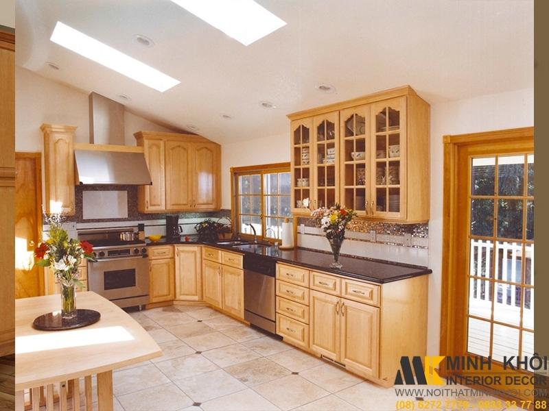 Làm tủ bếp ở đâu đẹp chất lượng