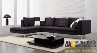 Sofa góc phòng khách hiện đại SF023