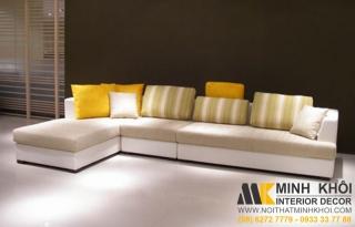 Sofa Góc Đẹp Giá Rẻ SF025