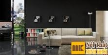Ghế Sofa Vải Màu Kem Thanh Lịch Đẹp Giá Rẻ TPHCM