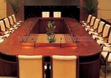 Bàn Họp Văn Phòng Gỗ MDF BH019