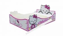Giường Ngủ Trẻ Em Mèo Kitty 1m4 FCH112N