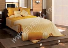 Chăn Ga Gối Everon Màu Vàng ES1508