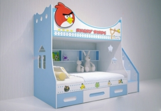 Giường Ngủ Trẻ Em Đáng Yêu Ngộ Nghĩnh TPHCM