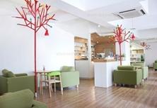 Mẫu Thiết Kế Nội Thất Quán Cafe TKNTQCF006