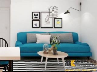 Ghế Sofa Đôi 2 Người Ngồi SF285 | Nội Thất Minh Khôi
