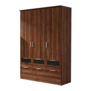 Bốn kiểu tủ quần áo gỗ tự nhiên cho không gian nhỏ hẹp