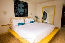 Mẫu Thi Công Nội Thất Phòng Ngủ Khách Sạn TCNTKS015