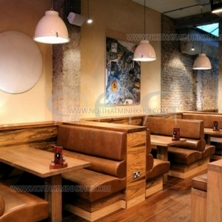 Mẫu Thi Công Nội Thất Quán Cafe TCNTQCF017
