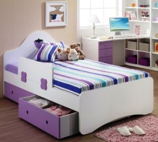 Giường Ngủ Trẻ Em Có Hộc Kéo Đẹp - Nhiều Màu Sắc Giá Rẻ TPHCM