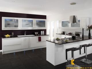 Tủ Bếp Acrylic TB3868