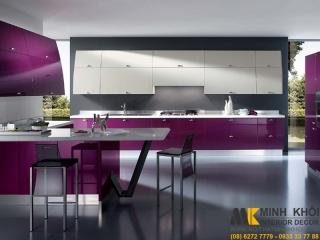 Tủ Bếp Acrylic TB3869