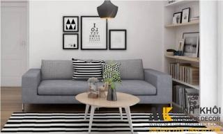 Ghế Sofa Đôi 2 Người Ngồi SF288 | Nội Thất Minh Khôi