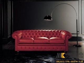 Ghế Sofa Đôi 2 Người Ngồi SF289 | Nội Thất Minh Khôi