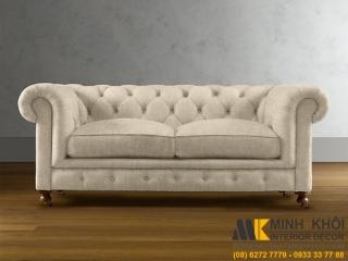 Ghế Sofa Đôi 2 Người Ngồi SF294 | Nội Thất Minh Khôi