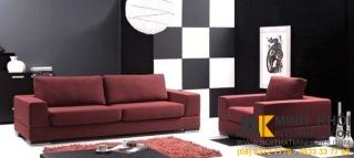 Ghế Sofa Đôi 2 Người Ngồi SF297 | Nội Thất Minh Khôi