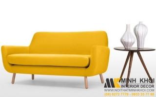 Ghế Sofa Đôi 2 Người Ngồi SF298 | Nội Thất Minh Khôi