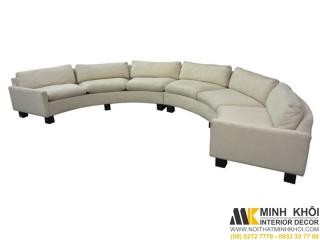 Sofa tròn hiện đại F4101 | Nội Thất Minh Khôi