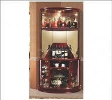 Tủ Rượu MDF Màu Cánh Gián 1m1 Đẹp Giá Rẻ Tại TPHCM