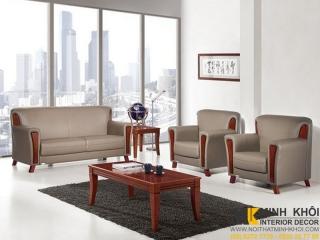 Sofa Văn Phòng Hiện Đại F2849 | Nội Thất Minh Khôi