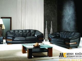 Sofa Văn Phòng Cổ Điển F2938 | Nội Thất Minh Khôi