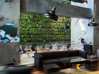 Sofa Cafe Hiện Đại F3519 | Nội Thất Minh Khôi