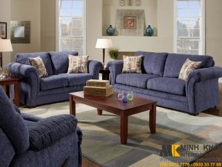 Sofa Vải Hiện đại F4058 | Nội Thất Minh Khôi