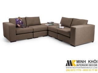 Sofa Nỉ SF1252 | Nội Thất Minh Khôi
