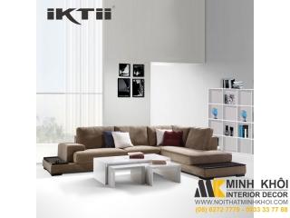 Sofa Nỉ SF1253 | Nội Thất Minh Khôi