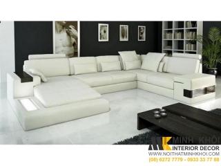 Sofa Nỉ SF1262 | Nội Thất Minh Khôi