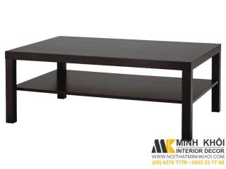 Bàn Trà Sofa MDF Màu Đen Đẹp | Nội Thất Minh Khôi