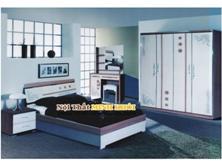 Tủ Đầu Giường Trắng Nâu Đẹp Giá Rẻ Tại TPHCM