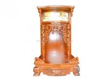 Bàn Thờ Thần Tài Gỗ Căm Xe 48 x 81cm BTTT203
