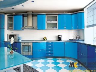 Tủ Bếp Acrylic TB3873