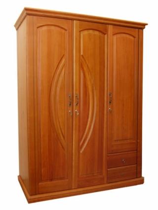 Cách để bảo quản tủ quần áo làm bằng gỗ | Nội Thất Minh Khôi