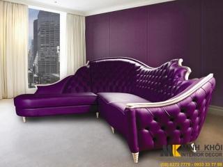 Sofa góc và bí quyết tăng tài lộc cho ngôi nhà của bạn