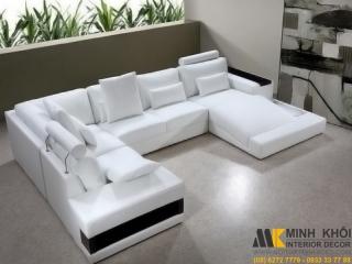 Bí quyết nào tăng tài lộc cho ngôi nhà với Sofa góc cổ điển? | Nội Thất Minh Khôi