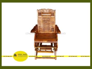 Ghế dây gỗ cẩm lai phòng khách đẹp