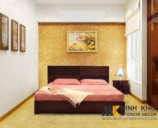 Giường Ngủ Đẹp Giá Rẻ Chuyên Dùng Cho Khách Sạn