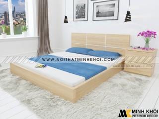 Giường Ngủ Gỗ Công Nghiệp MFC Đẹp Giá Rẻ - GN909