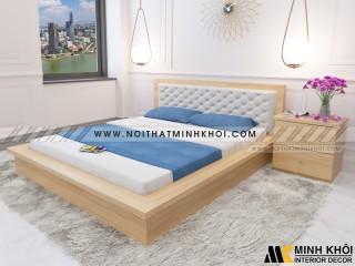 Giường Ngủ Kiểu Nhật Hiện Đại Gỗ Công Nhiệp MFC - GN905
