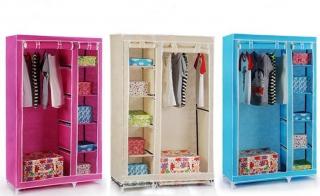 Những lưu ý bạn cần biết khi có ý định mua tủ vải khung thép