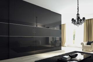 Tủ quần áo acrylic đáp ứng mọi tiêu chuẩn đồ nội thất tốt