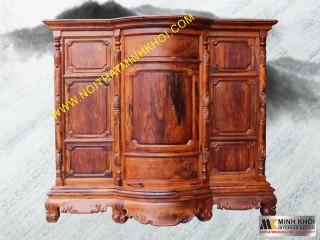 Tủ Thờ Gỗ Cẩm Lai Mẫu Mới - TT900
