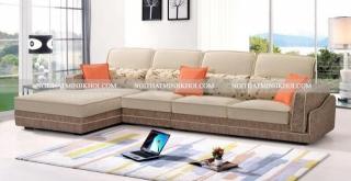 Tư vấn chọn chất liệu cho bộ sofa phòng khách nhà bạn